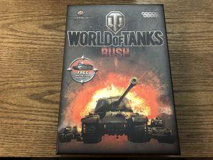 ワールド・オブ・タンクス:ラッシュ