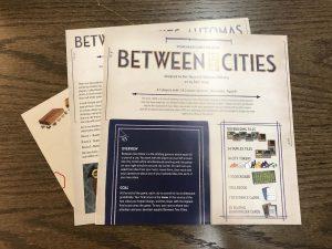 ふたつの街の物語