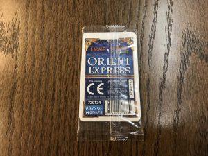 チケットトゥライド拡張:オリエントエクスプレス