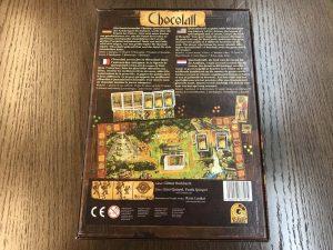 チョコラトル