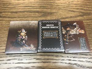 マッシヴダークネス/ゾンビサイドブラックプレイグ:クロスオーバーカード