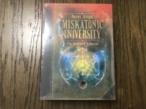 ミスカトニック大学:禁断の蔵書