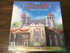 ヨークの市壁
