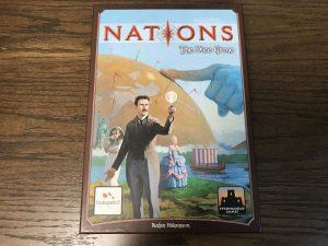 ネイションズ:ダイスゲーム