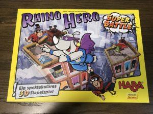 キャプテン・リノ:スーパーバトル