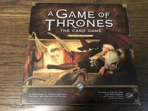 ゲームオブスローンズ:カードゲーム第2版