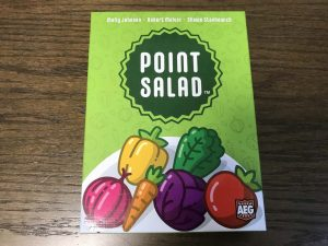 ポイントサラダ
