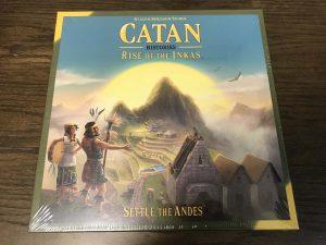 カタン:インカ帝国の隆盛